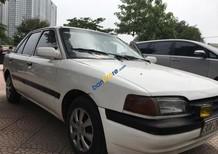 Cần bán Mazda 323 1.6 MT năm 1996, màu trắng giá cạnh tranh