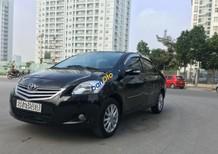 Bán Toyota Vios 1.5 MT năm 2012, màu đen, giá tốt