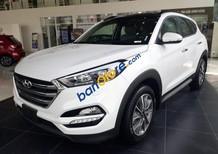Bán xe Hyundai Tucson đời 2018, màu trắng, giá cạnh tranh