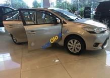 Cần bán Toyota Vios E CVT năm 2018