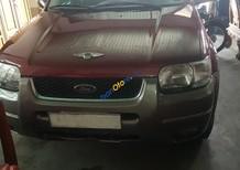 Bán Ford Escape 2002 gia đình đi, cần tiền bán