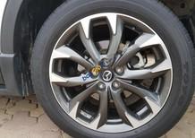Cần bán gấp Mazda CX 5 2.5 AT 2016, màu trắng
