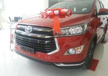 Bán Toyota Innova Ventuer đời 2018, màu đỏ