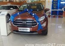 Bán ô tô Ford EcoSport 1.5L Titanium 2018 trả góp giá tốt tại Ford An Đô, ford Việt Trì
