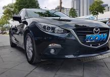 Bán Mazda 3 1.5AT 2017, màu đen