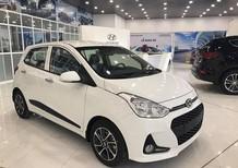 Bán xe Hyundai i10 1.2AT 2018, màu trắng giá hấp dẫn