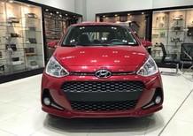 Cần bán xe Hyundai Grand i101.2AT 2018, màu đỏ, giá chỉ 395 triệu