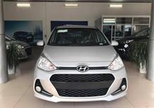 Bán xe Hyundai i10 1.2AT 2018, màu bạc