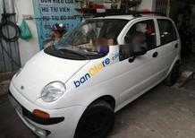 Bán Daewoo Matiz sản xuất 1999, màu trắng, xe nhập đẹp
