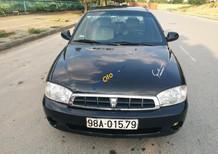 Bán xe Kia Spectra năm sản xuất 2004, màu đen
