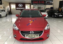 Xe Mazda 2 1.5L AT sản xuất 2016, màu đỏ như mới