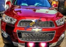 Bán Chevrolet Captiva sản xuất năm 2012, màu đỏ