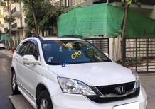 Cần bán Honda CR V sản xuất 2010, màu trắng như mới