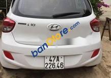 Bán ô tô Hyundai Grand i10 sản xuất 2014, màu bạc như mới