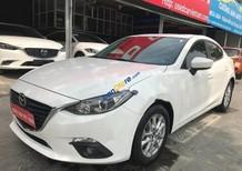 Cần bán lại xe Mazda 3 1.5 AT sản xuất 2015, màu trắng như mới