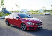 Cần bán lại xe Mercedes năm 2016, màu đỏ, nhập khẩu nguyên chiếc