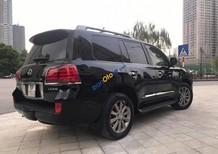 Bán xe Lexus LX 570 sản xuất 2008, màu đen, nhập khẩu