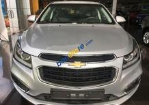 Bán Chevrolet Cruze 1.8L AT LTZ sản xuất năm 2018, màu bạc, giá 659tr