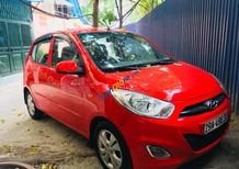 Cần bán gấp Hyundai Grand i10 sản xuất 2011, màu đỏ, xe nhập