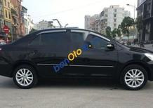 Cần bán xe Toyota Vios sản xuất 2012, màu đen như mới