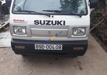 Cần bán Suzuki Super Carry Van sản xuất năm 2015, màu trắng như mới