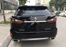 Bán xe Lexus RX 350 năm 2018, màu đen, nhập khẩu nguyên chiếc