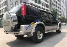 Cần bán xe Ford Everest 2006, màu đen số sàn