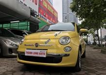 Cần bán gấp Fiat 500 sản xuất 2009, màu vàng, nhập khẩu nguyên chiếc, 450tr