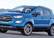 Bán Ford EcoSport đời 2017/2018  đủ màu chỉ với từ 100 triệu, hỗ trợ 90% giá trị xe - LH 0968844114