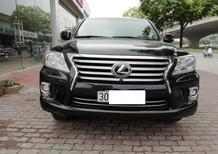 Cần bán xe Lexus LX 570 đời 2014, màu đen, nhập khẩu chính hãng, như mới