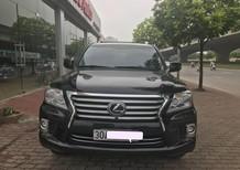 Cần bán Lexus LX 570 đời 2014, màu đen, xe nhập, chính chủ