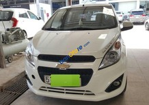Cần bán xe Chevrolet Spark 1.0 LS sản xuất 2016, màu trắng