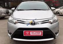 Toyota Cầu diễn bán Toyota Vios 1.5E đời 2015, màu bạc