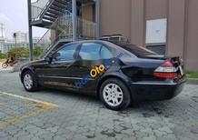 Cần bán lại xe Mercedes E280 sản xuất năm 2005, màu đen