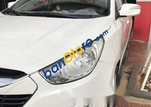 Bán Hyundai Tucson sản xuất 2010, màu trắng, giá tốt