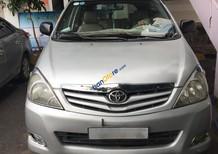 Bán ô tô Toyota Innova G đời 2007, màu bạc