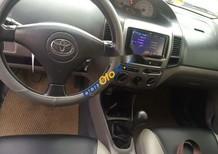 Cần bán lại xe Toyota Vios G đời 2007, màu bạc xe gia đình
