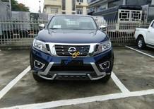Cần bán Nissan Navara sản xuất năm 2018, màu xanh lam, nhập khẩu nguyên chiếc