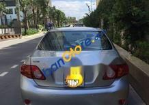 Cần bán xe Toyota Corolla altis đời 2009, màu bạc