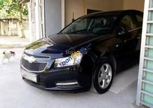 Bán Chevrolet Cruze MT sản xuất năm 2012, màu đen, giá 330tr