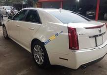 Chính chủ bán xe Cadillac CTS 3.0 AT sản xuất 2010, màu trắng