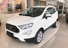 Ford Ecosport 2018, khuyến mãi khủng