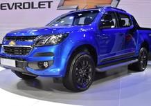 Cần bán xe Chevrolet Colorado LTZ đời 2017, nhập khẩu chính hãng