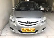 Cần bán xe Toyota Vios 1.5 G 2008, màu bạc
