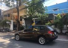 Bán BMW X1 đời 2011, màu nâu, xe nhập