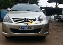 Cần bán xe Toyota Innova năm 2009, màu bạc xe gia đình