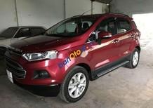 Cần bán xe Ford EcoSport đời 2016, màu đỏ