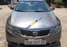 Cần bán gấp Kia Forte năm sản xuất 2012, màu xám