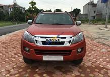 Cần bán xe Isuzu Dmax sản xuất 2014 màu đỏ, 465 triệu