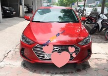 Cần bán xe Hyundai Elantra 2.0 đời 2017, màu đỏ
